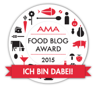 AMA Food Blog Award